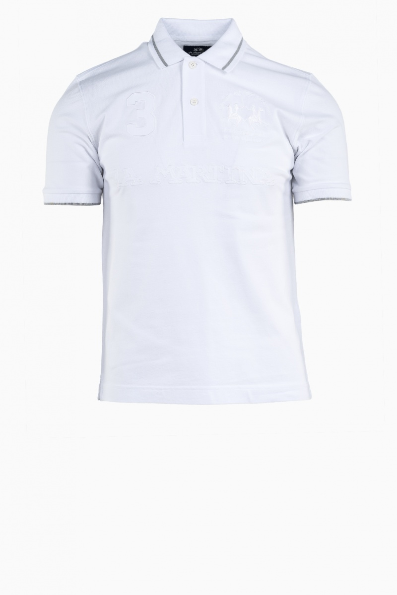 LA MARTINA MEN POLO T-SHIRT