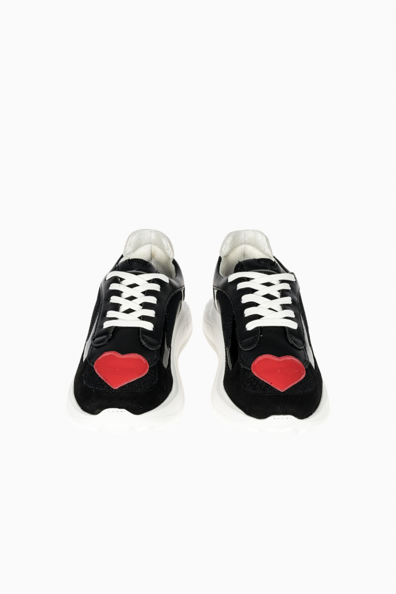 LOVE MOSCHINO WOMAN SNEAKERS