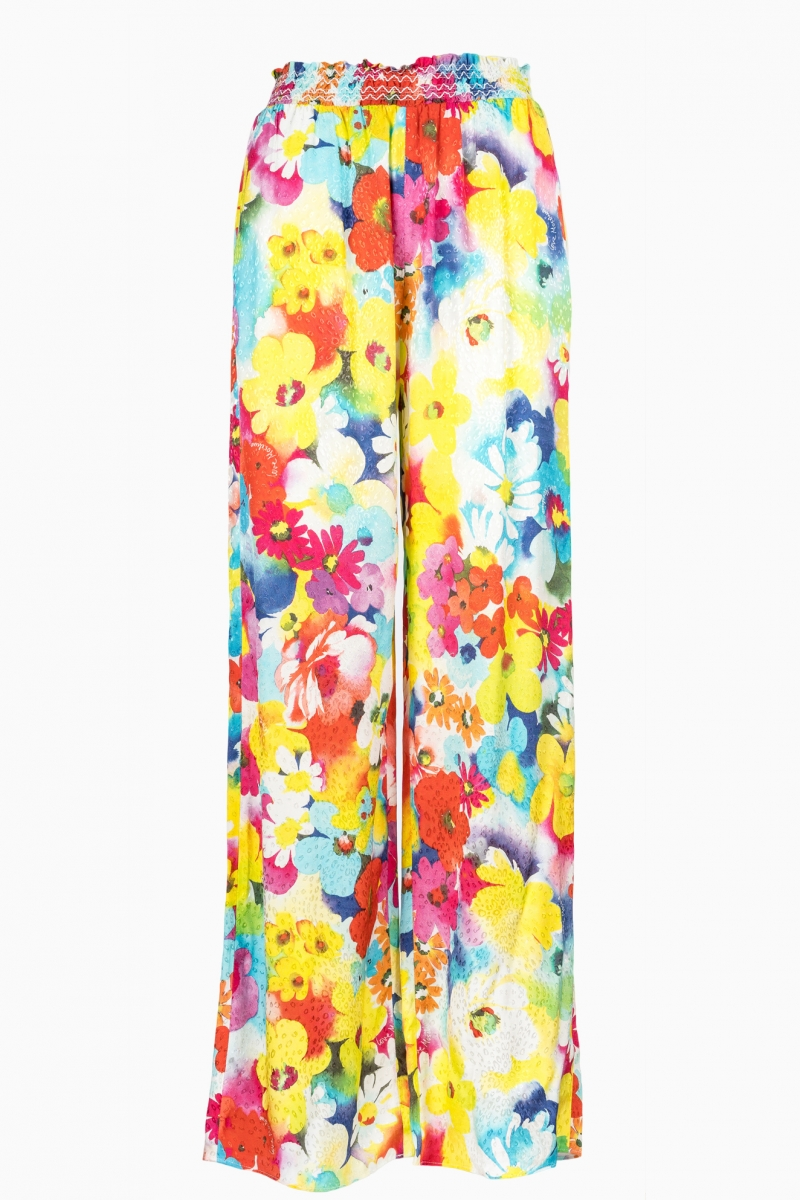 LOVE MOSCHINO WOMAN TROUSERS