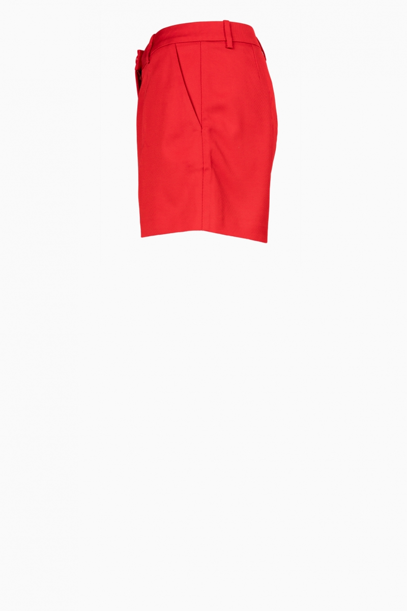 LOVE MOSCHINO WOMAN SHORT TROUSERS