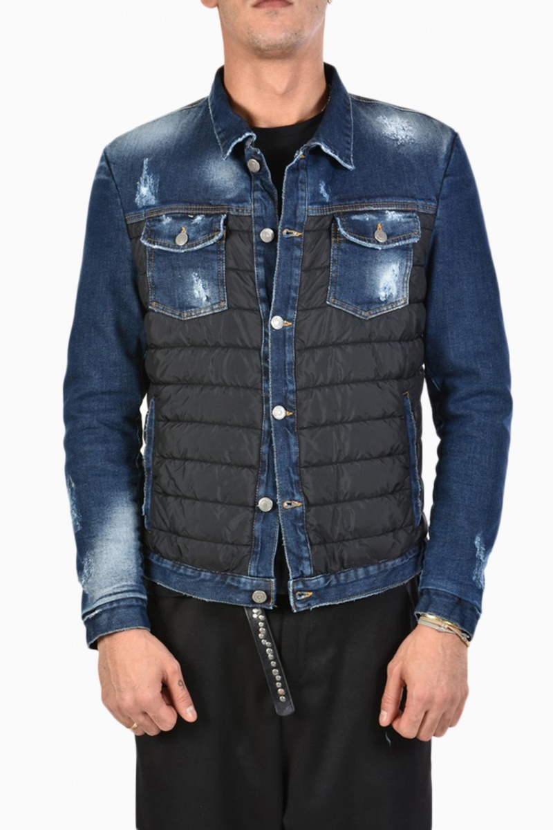 MEN JACKET JEANS XAGON MAN