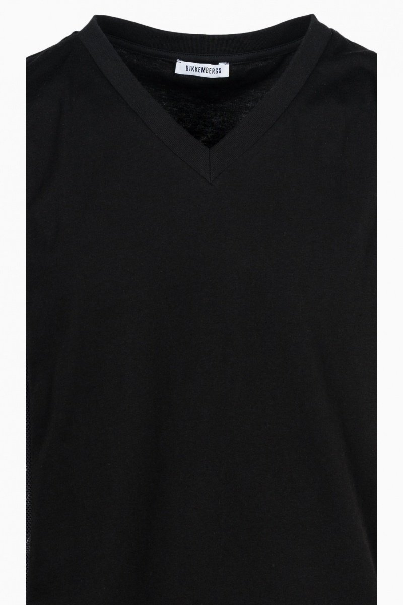 BIKKEMBERGS MAN TANK TOP