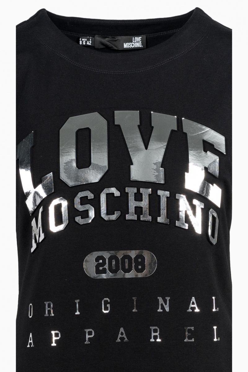 ROCHIE SWEATSHIRT DAMA LOVE MOSCHINO