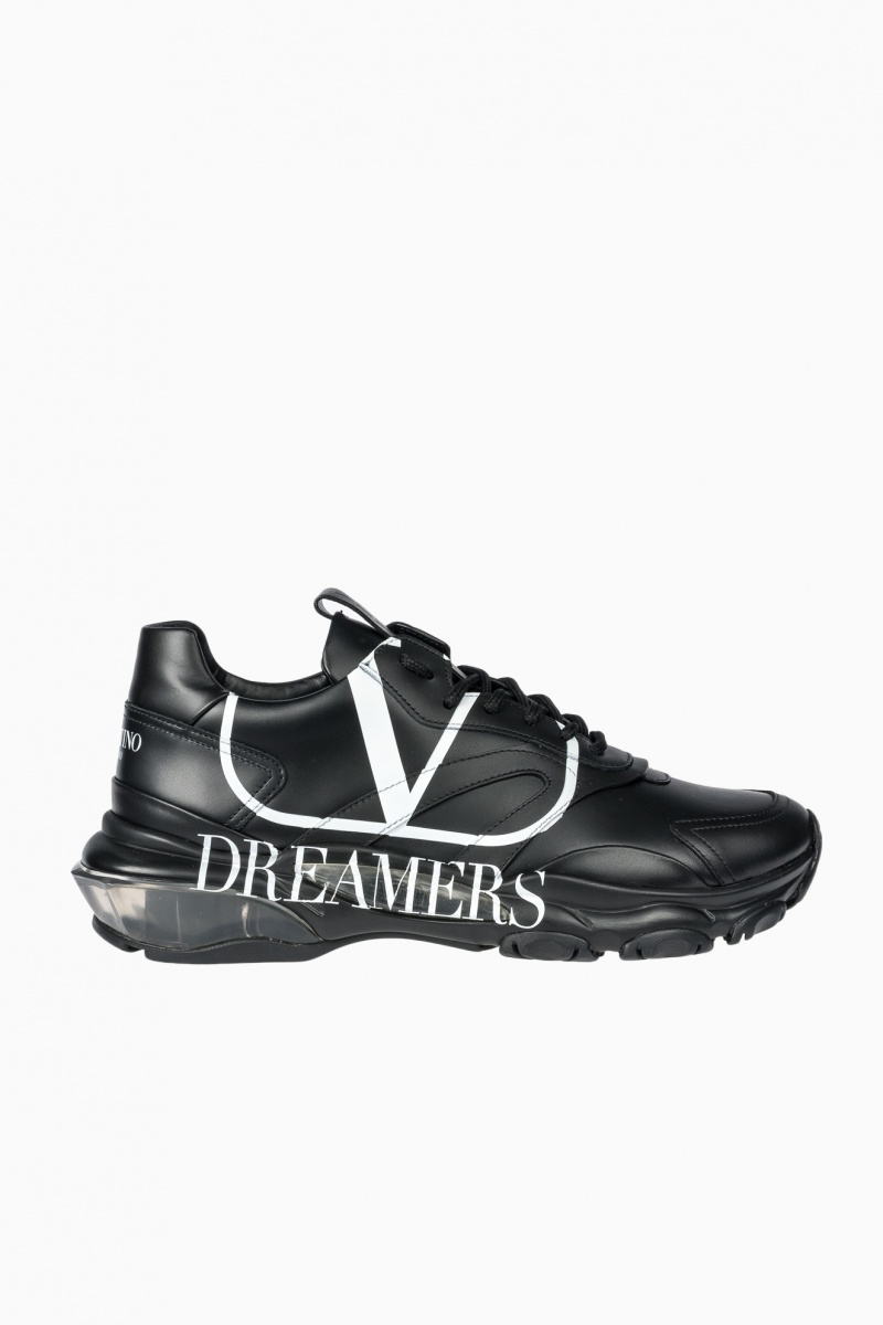 VALENTINO VLOGO DREAMERS BOUNCE MAN SNEAKERS