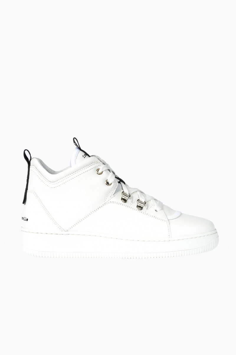 FRANKIE MORELLO MEN SNEAKERS HIGH TOP