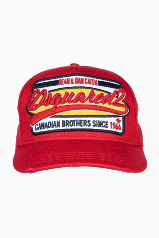 DSQUARED2 MEN CAP