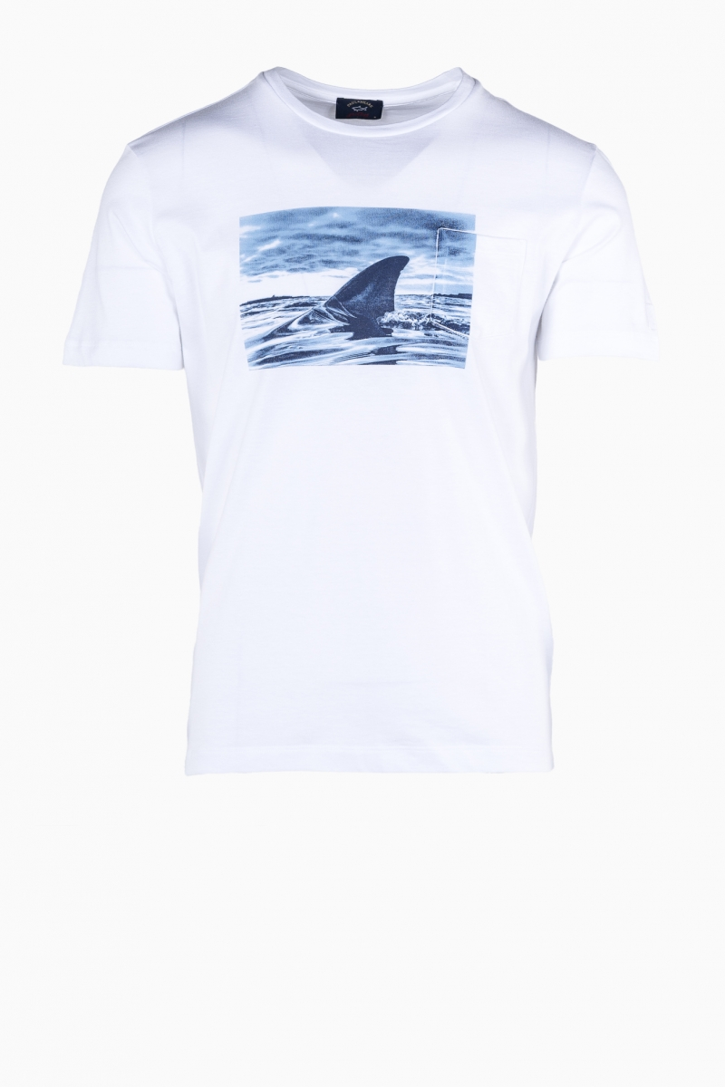 PAUL&SHARK MEN T-SHIRT
