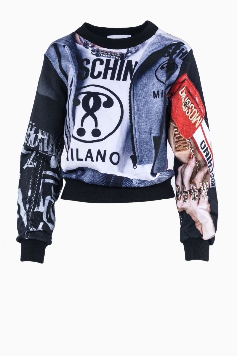 WOMEN'S BLOUSE MOSCHINO COUTURE