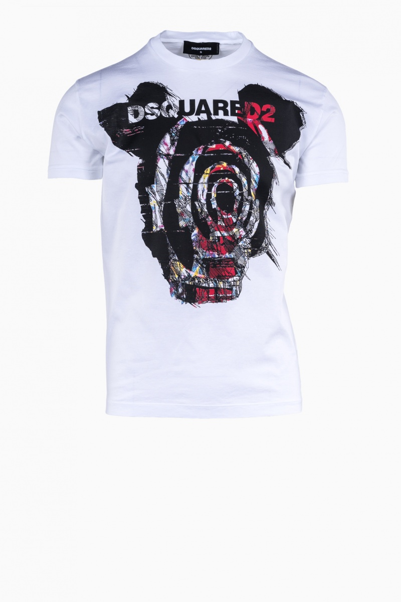 MEN DSQUARED2 T-SHIRT