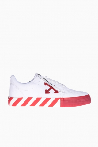 SNEAKERS BARBATI OFF WHITE VULCANISED
