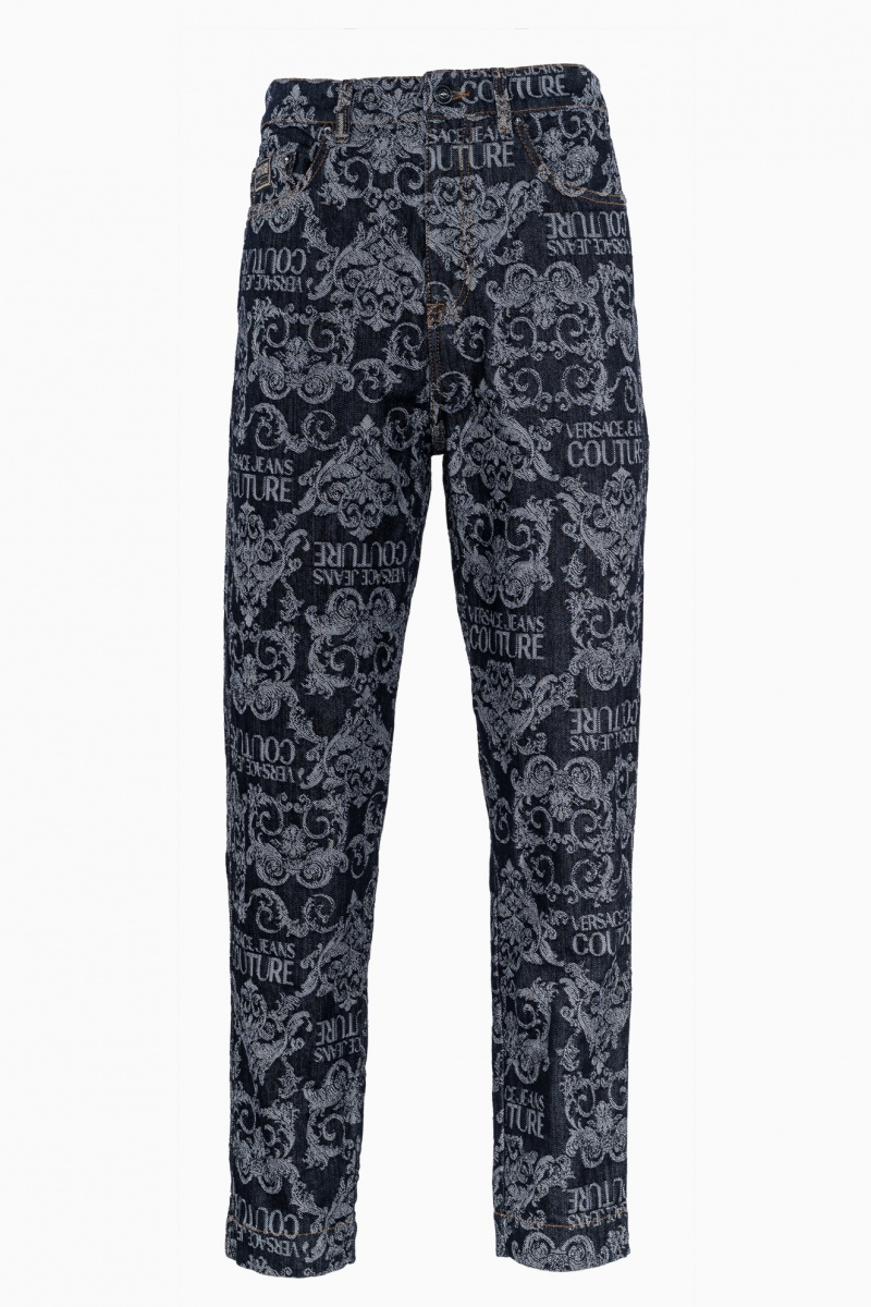JEANS BARBATI VERSACE JEANS COUTURE
